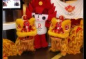 Twin Lion For Olympic Team - Canada